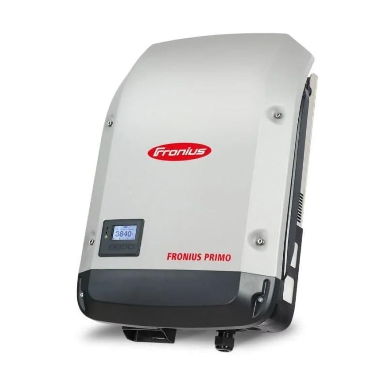 Fronius 3 кВт инвертор сетевой  PRIMO 3.0-1 1 фаза 2 трекера для солнечной электростанции