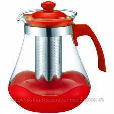 Заварочный чайник 1500мл СВ-6215 Con Brio
