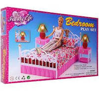 Мебель для кукол (Барби) Gloria Спальня