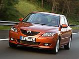 Противотуманные фары mazda 3 sedan  2004 - 2006, фото 3