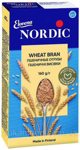 Отруби пшеничные Nordic/Нордик, 160г