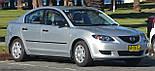 Противотуманные фары mazda 3 sedan  2004 - 2006, фото 7