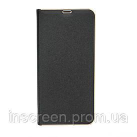Чехол-книжка Florence TOP 2 Samsung A217F A21s (2020) под кожу черный