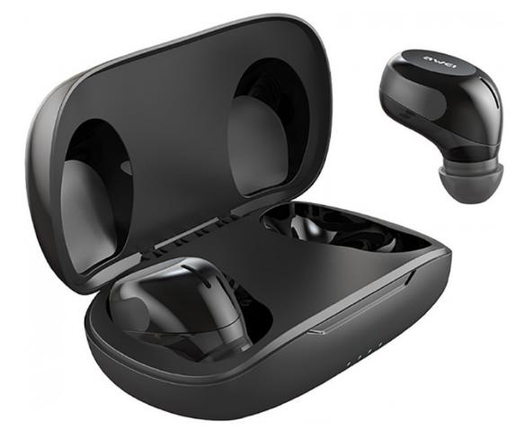 Бездротові навушники Xiaomi Redmi AirDots Чорні