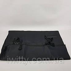 Чохол на автомобільне сидіння для домашніх тварин, Pet Zoom Loungee Auto (Чорний), фото 3