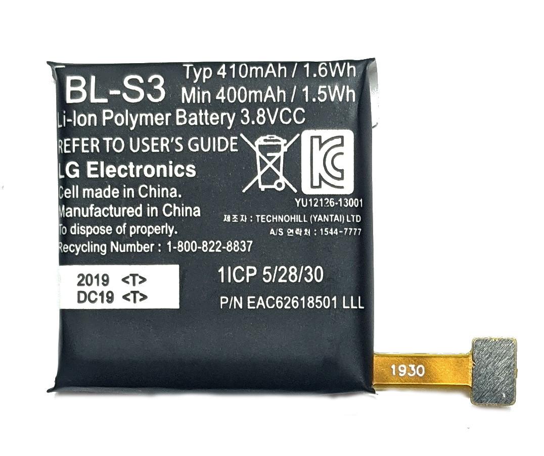 Аккумулятор LG G Watch R W110 BL-S3 Батарея