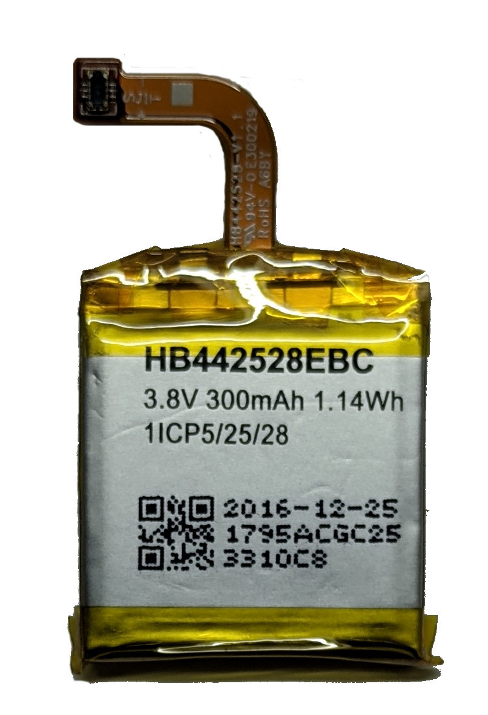 Аккумулятор Huawei Watch Series 1 WL-HW02 HB442528EBC Батарея