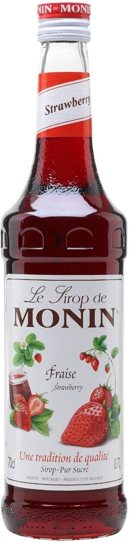 Сироп для кави MONIN Полуниця 1л