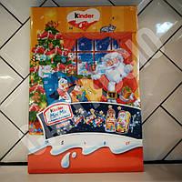 Різдвяний Адвент календар Kinder Mini Mix