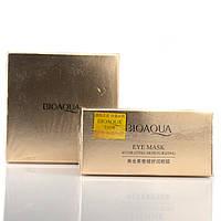 Bioaqua Гідрогелеві патчі з Золотом Hydrating Moisturizing 24K Gold Eye Mask, 60 шт