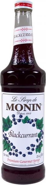 Сироп для кави MONIN Чорна смородина 1л
