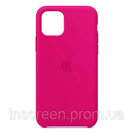 Чехол силиконовый Silicone Case для Apple iPhone 12 Mini Dragon Fruit