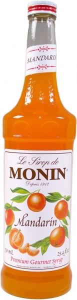 Сироп для кави MONIN Мандарин 0,7 л