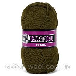 Kartopu Gonca (Гонка) 100% акрил  410