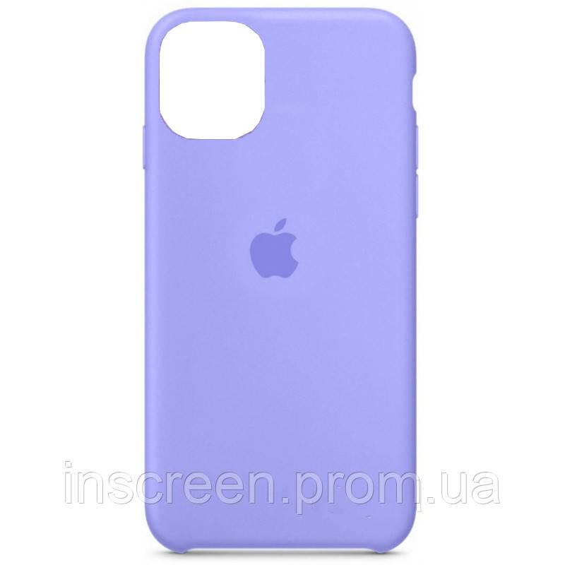 Чохол силіконовий Silicone Case для Apple iPhone 12 Mini Violet, фото 2
