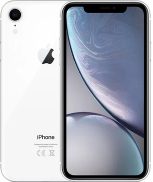 Смартфон Apple iPhone XR 64Gb White, фото 2