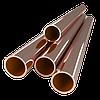 Мідна тверда труба 28х1.5 (5м) Wieland, Німеччина, EN 1057