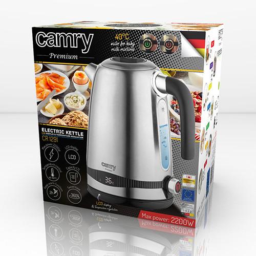 Чайник металлический Camry CR 1291