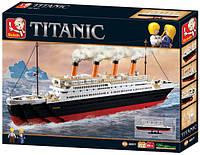 "Конструктор Sluban M38-B0577 ""Пассажирский лайнер Титаник"", 1012 дет, фото 1"