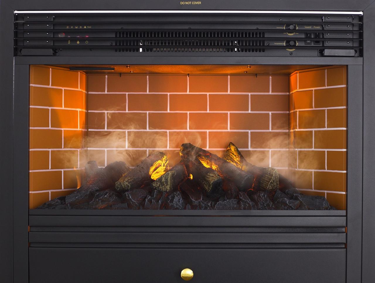 Электрокамин с эффектом 3Д Гефест Astra Flame