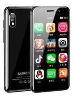 """Смартфон Tkexun S18 (Satrend S18) 2/16Gb Black, 13/8Мп, 3.22"""" IPS, 2SIM, IP68, 4G, 3000мА, MT6739"""