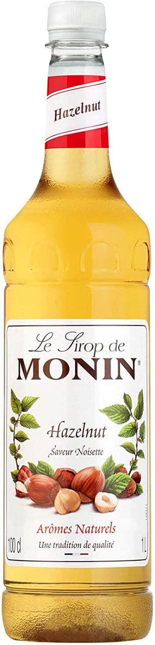 Сироп для кави MONIN Лісовий Горіх 1л ПЕТ