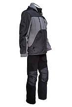 Демисезонный флисовый мембранный костюм Baft Cooper Gray CR110