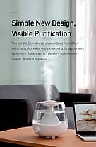 Увлажнитель воздуха Baseus Surge 2.4L desktop humidifie White, фото 3