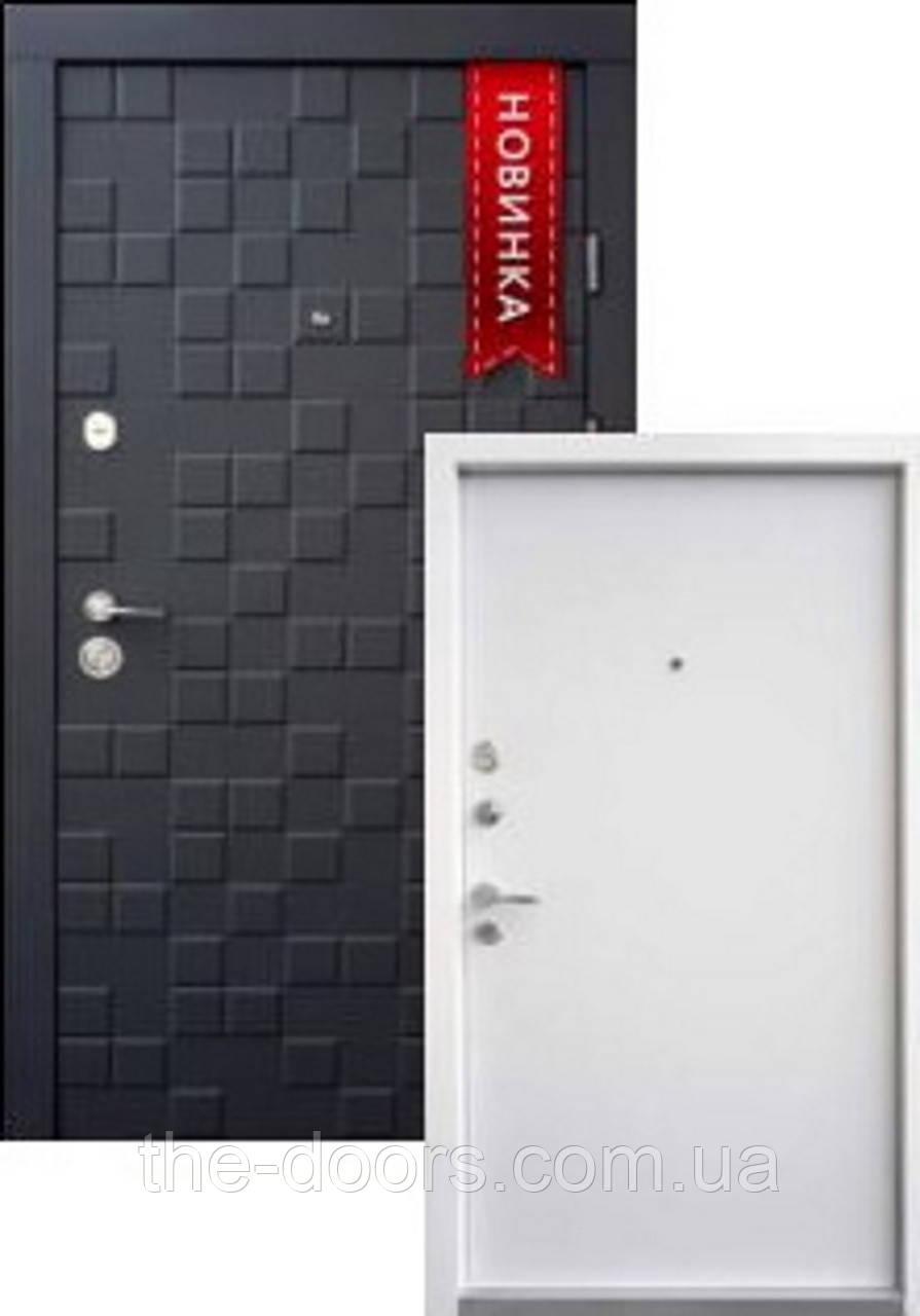 Дверь входная Qdoors модель Онтарио ультра