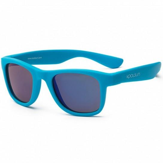 Koolsun Солнцезащитные очки Wave голубые, 1-5 лет