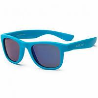 Koolsun Солнцезащитные очки Wave голубые, 1-5 лет, фото 1