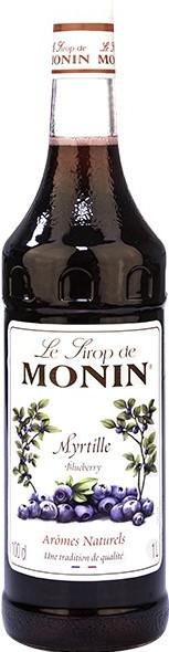 Сироп для кави MONIN Чорниця 0,7 л