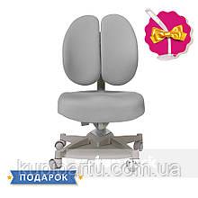 Універсальне ортопедичне крісло для підлітків FunDesk Contento Grey