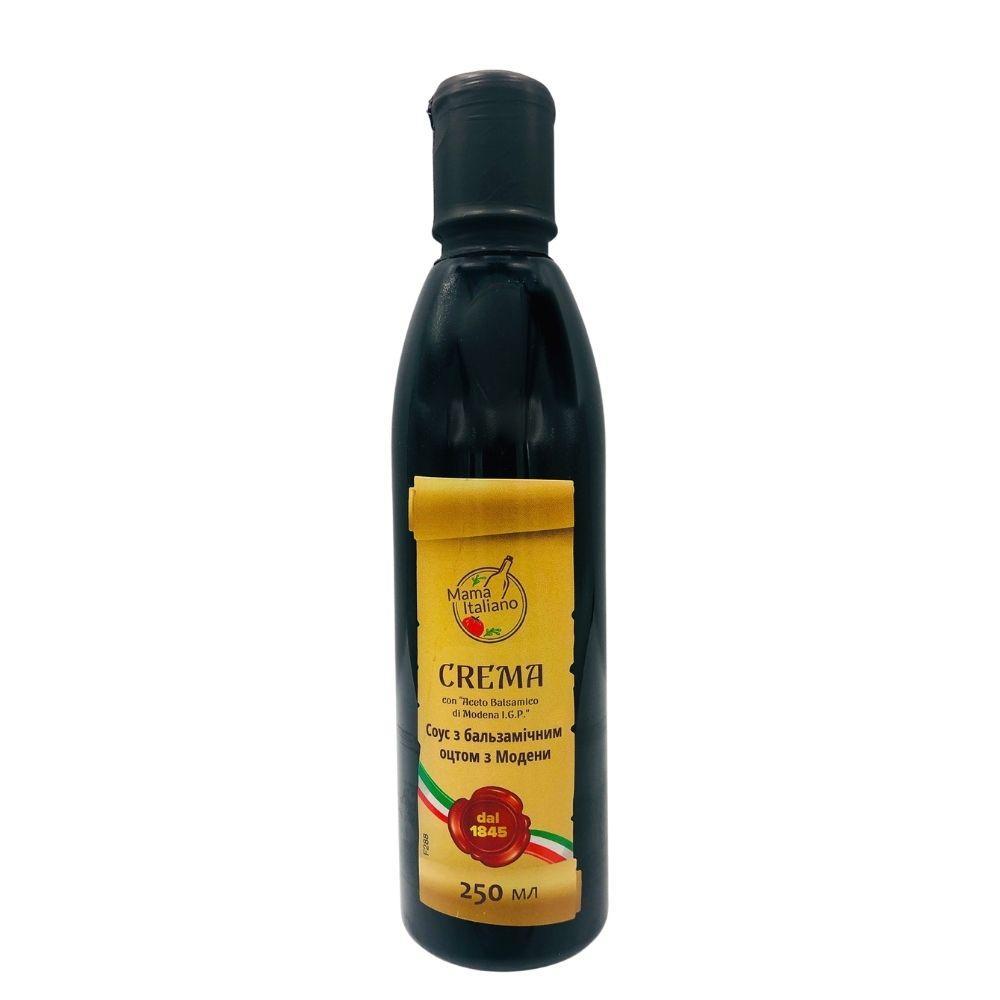 Бальзамічний соус Crema Mama Italiano 250мл, в асортименті, 12шт/ящ