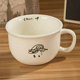 Чашка глечик Cleat Up Zakka, фото 2