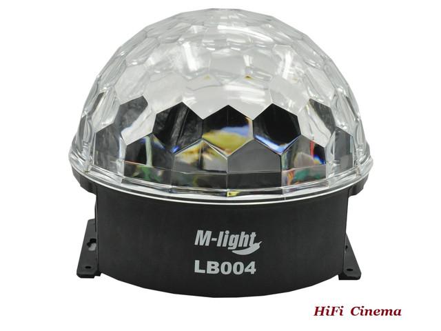 M-Light LB-004 заливочный дискошар