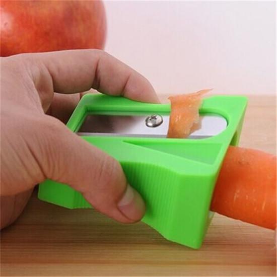 Точилка для моркви олівець