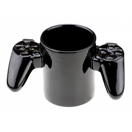 Кружка game over black