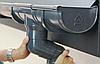 Водосточная система ПВХ BudMat ProAqua 125/90 с возможностью быстрой установки, фото 2
