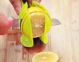 Слайсер для нарезки помидора, лимона, лука, фото 2