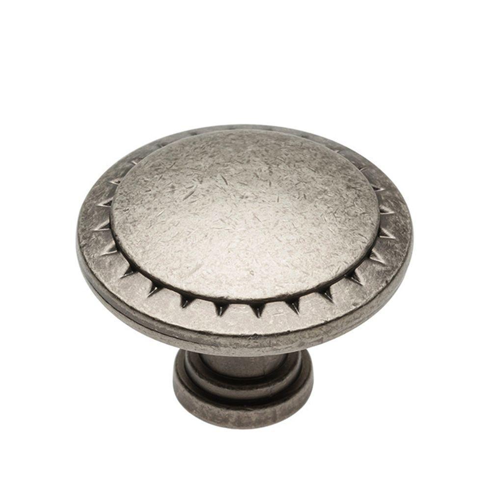 Ручка мебельная GTV PALERMO Античное серебро (GZ-PALER-1-07)