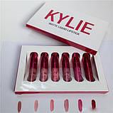 Набор матовых помадок Kylie valentines edition, фото 2