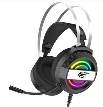 Навушники Havit Gaming HV-H2026d black+мікрофон