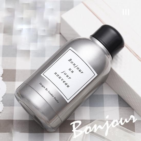 Термобутылка Bonjour черный