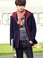 Мужское полу-пальто МК 0124-И