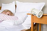Убегающий будильник на колесиках White, фото 4