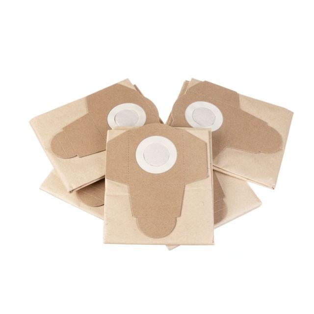 Фільтр-мішок паперовий до пилососа DT-1020 / DT-1030 ( 5 шт) INTERTOOL DT-1034
