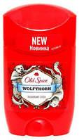 Old Spice Wolfthorn твердый гелевый дезодорант