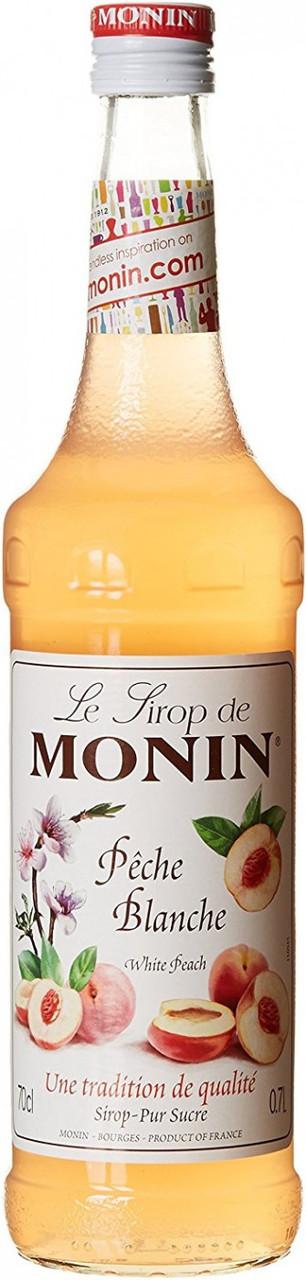 Сироп для кави MONIN Білий персик 1л