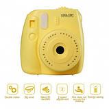 Вентилятор Фотоаппарат Yellow, фото 2
